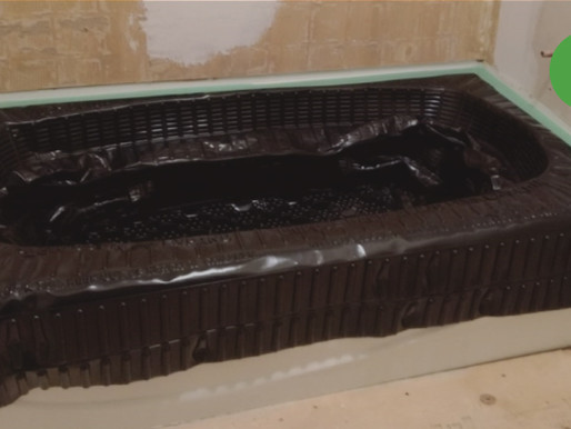 THE MOST EFFECTIVE WAY TO PROTECT A BATHTUB FROM CONSTRUCTION DAMAGE