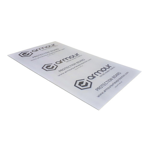 Armour Protection Board - White