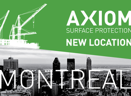 NEW LOCATION - MONTREAL
