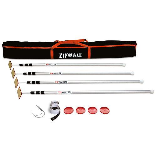 ZipWall 12 - 4 Pack Kit