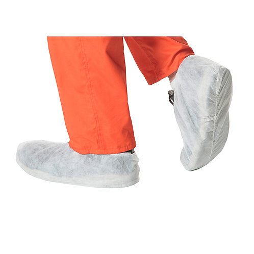 Polypropylene Shoe Covers (50 Pairs)