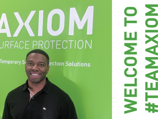 WELCOMING LEARY DUNN TO TEAM AXIOM!