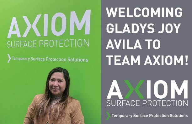 Welcoming Gladys to Team Axiom!