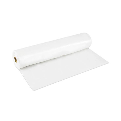 POLY SHEETING ROLL - REINFORCED (WHITE)