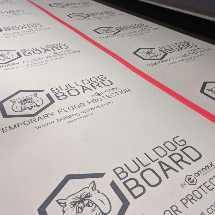 Bulldog Board Temporary Floor Protection Canada