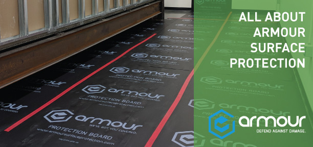 All about Armour Surface Protection | Canadian Wholesaler & Manufacturer of Temporary Surface Protection Products