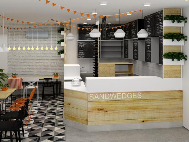 Sandwedges