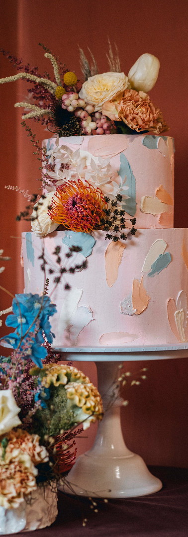 Wonderous Wedding Fair Styled Shoot