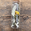 Thumbnail: Mini Glass Bottle with Dried Blooms
