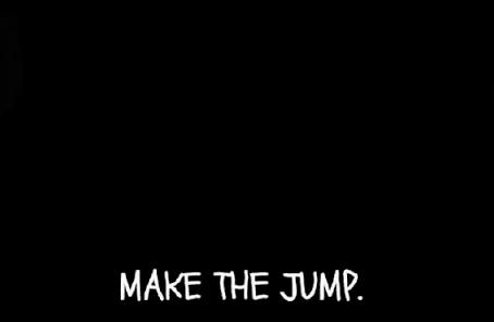 """""""Celeb shot!"""" - Take the leap"""
