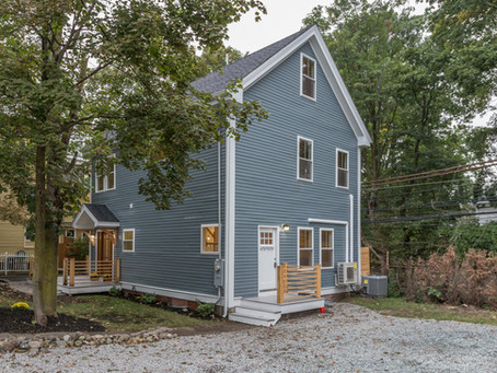 Featured Property! 22 Leverett, Brookline, MA