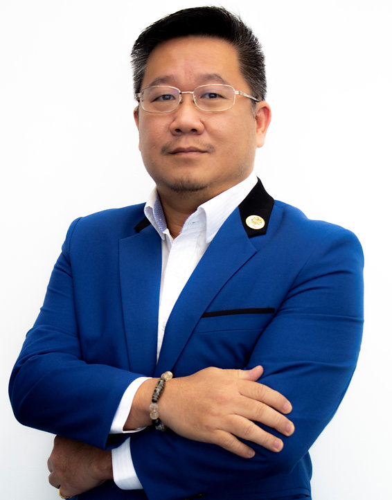 Businessman with Glasses