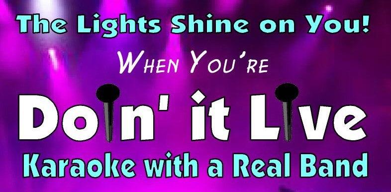 Doin' It Live Karaoke