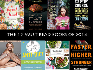 The 15 Must-Read Fitness and Health books of 2014