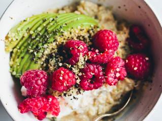 3 x Breakfast Oatmeals & Copenhagen