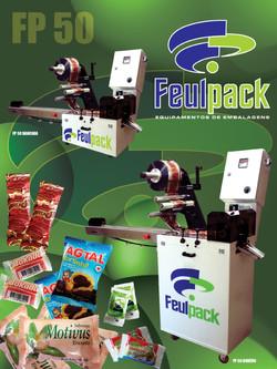 Embaladora Flow-pack