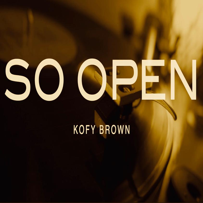 """Single Release """"So Open"""""""