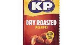 KP Dry Roasted Peanuts 50g