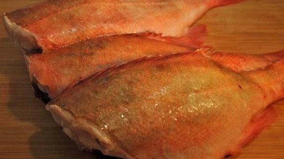 Frozen Red Fish 3Kg