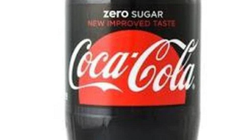 Coca Cola zero sugar 2L