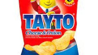 Tayto Crisps Cheese & Onions