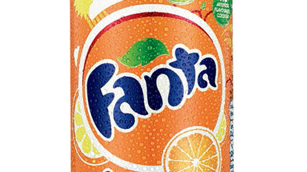 Fanta 330ml 6 for €7.62