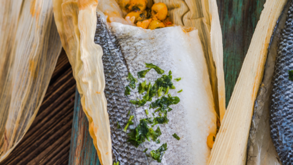 Fresh Seabass Fillet