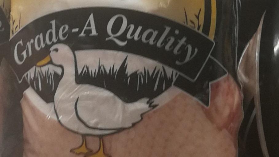Frozen whole Duck 2.5kg