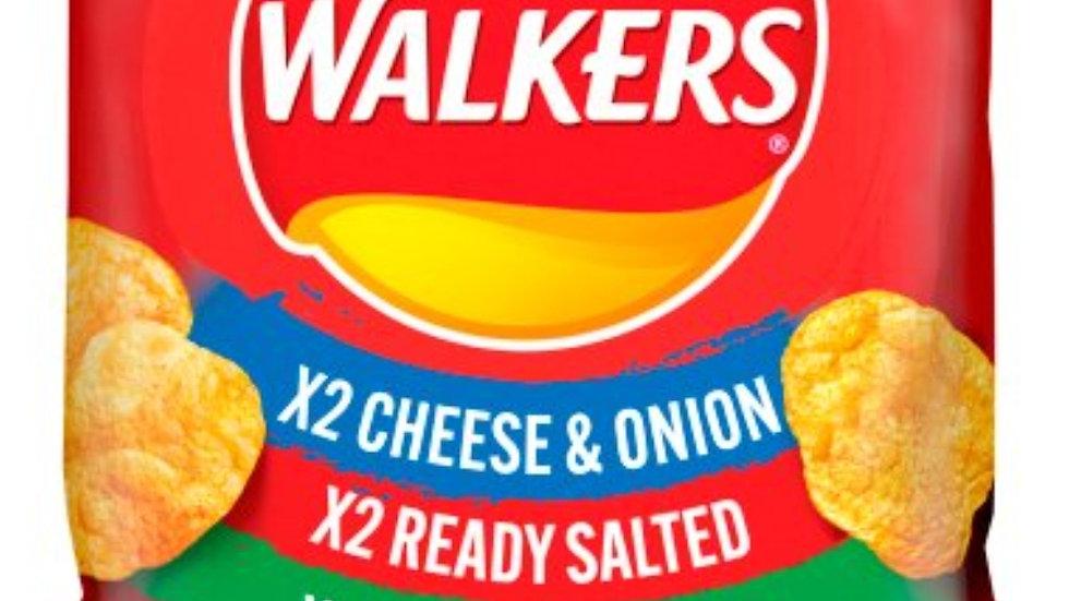 Walkers 6 pack