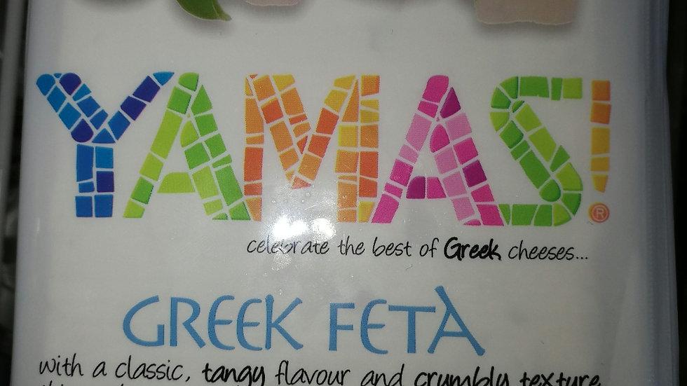 Greek Feta Cheese Quesos 200g