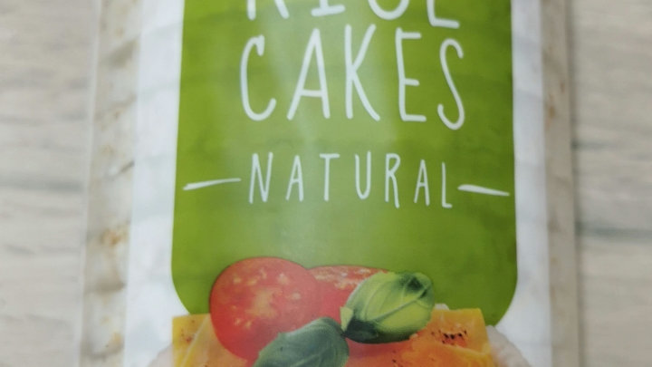 Rice cake Natural
