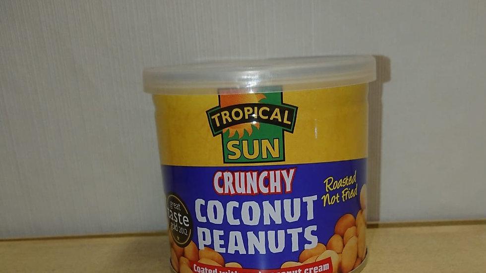 Crunchy Coconut 165g