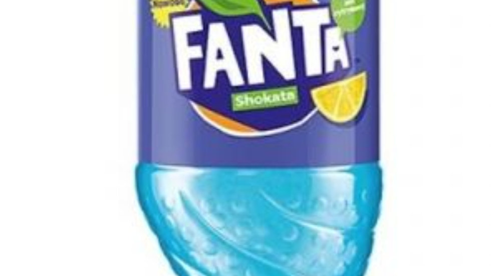 Fanta WTF No Sugar