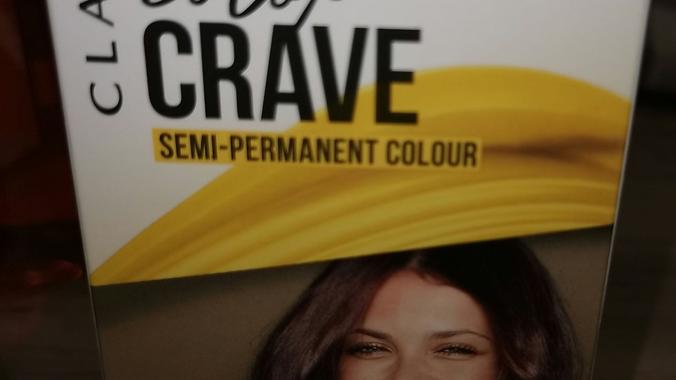 Clairol Crave color Semi-Permanent colour