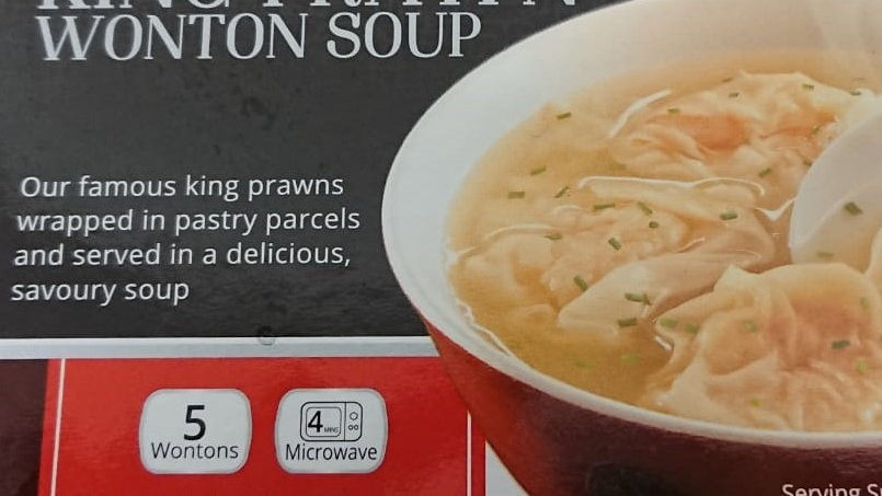 King Prawn Wonton Soup