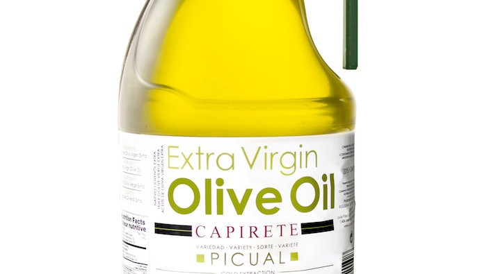 100% Extra Virgin Olive Oil  Picual Olives 2 litres