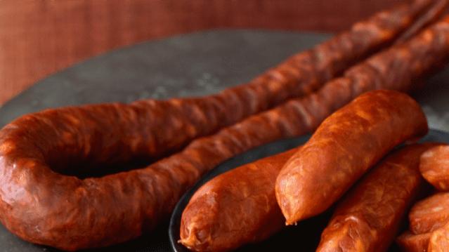 Spanish Spicy chorizo sausage 200g