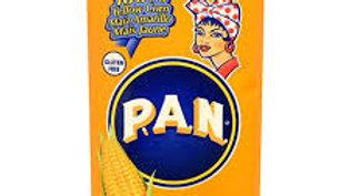Harina Pan Amarilla - Yellow corn flour 1Kg