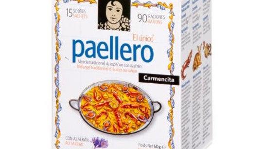 Paella Seasoning 15 Sachets