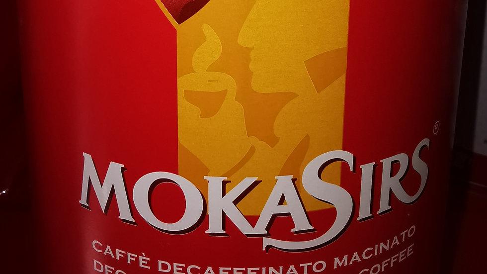 Decaffeinato coffee