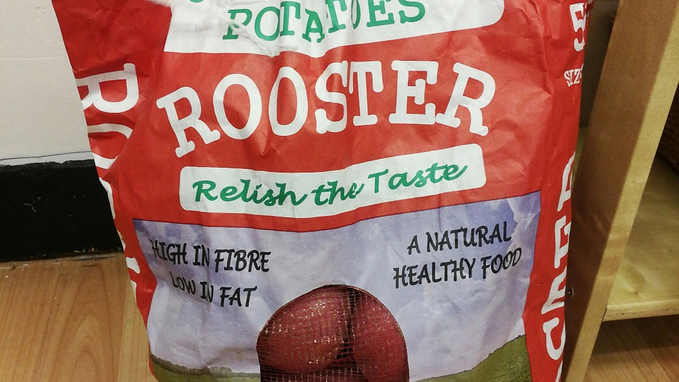 Rooster Potatoes 5kg