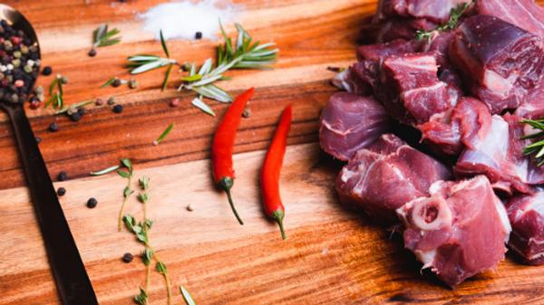 Fresh Beef Diced