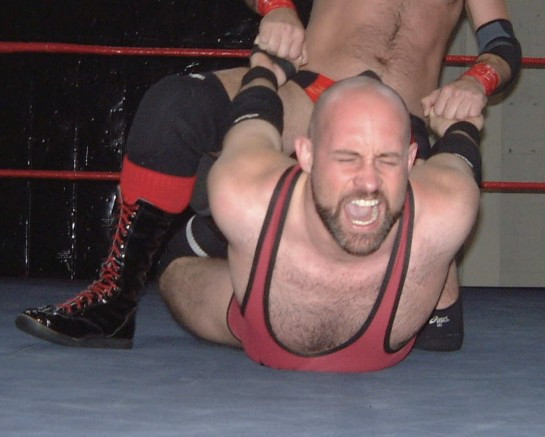 Wrestling at MPW