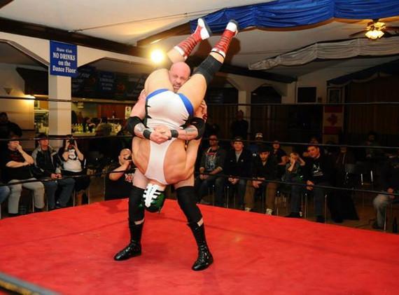 Wrestling the Masked Man