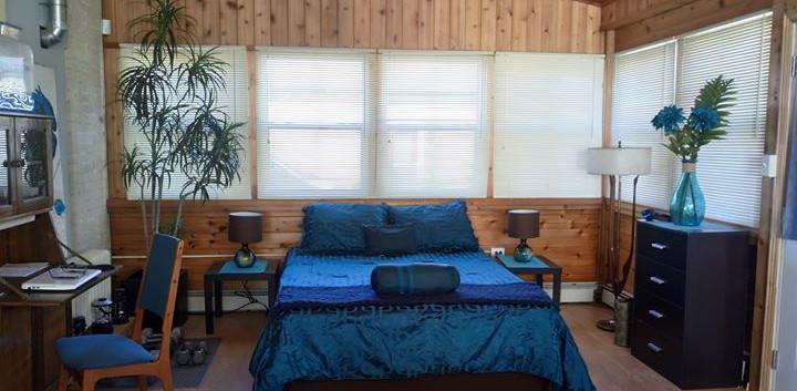 My Room in the Solarium