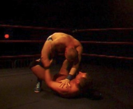 Wrestling at MPW TV Studio