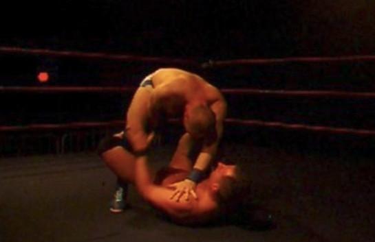 Wrestling at MPW TV Studio