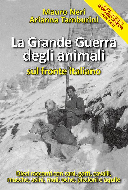 La Grande guerra degli animali sul fronte italiano
