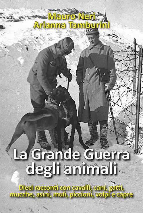 La Grande guerra degli animali sul fronte austroungarico