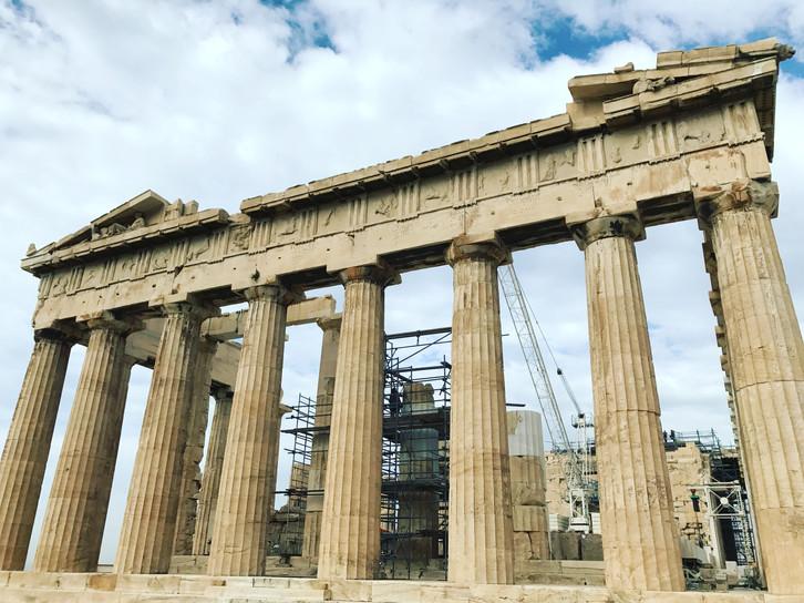 Grécia: o berço da civilização moderna em Atenas e o magnetismo de Mykonos